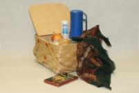 Preservation Librarian's Picnic Basket