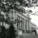 Connecticut State Library & Supreme Court Building - Black & White photo