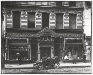 Hyman's Store
